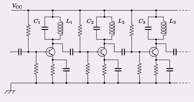 how tuned amplifier is work