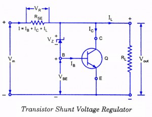 What Is Transistor Shunt Regulator Semiconductor For You