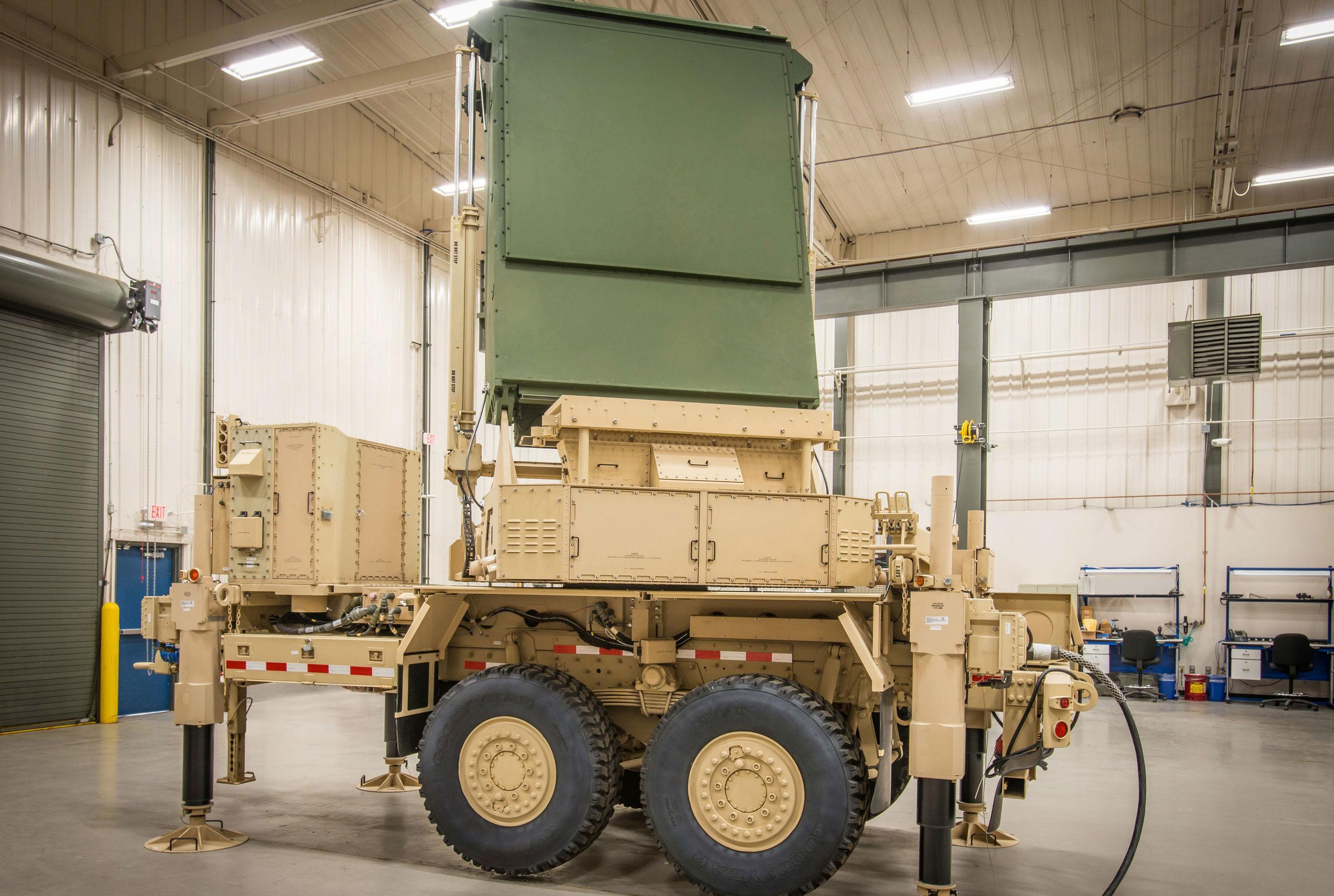 Lockheed Martin Unveils GaN-based Radar Technology