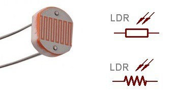 What are the applications of LDR (light dependent resistors ...
