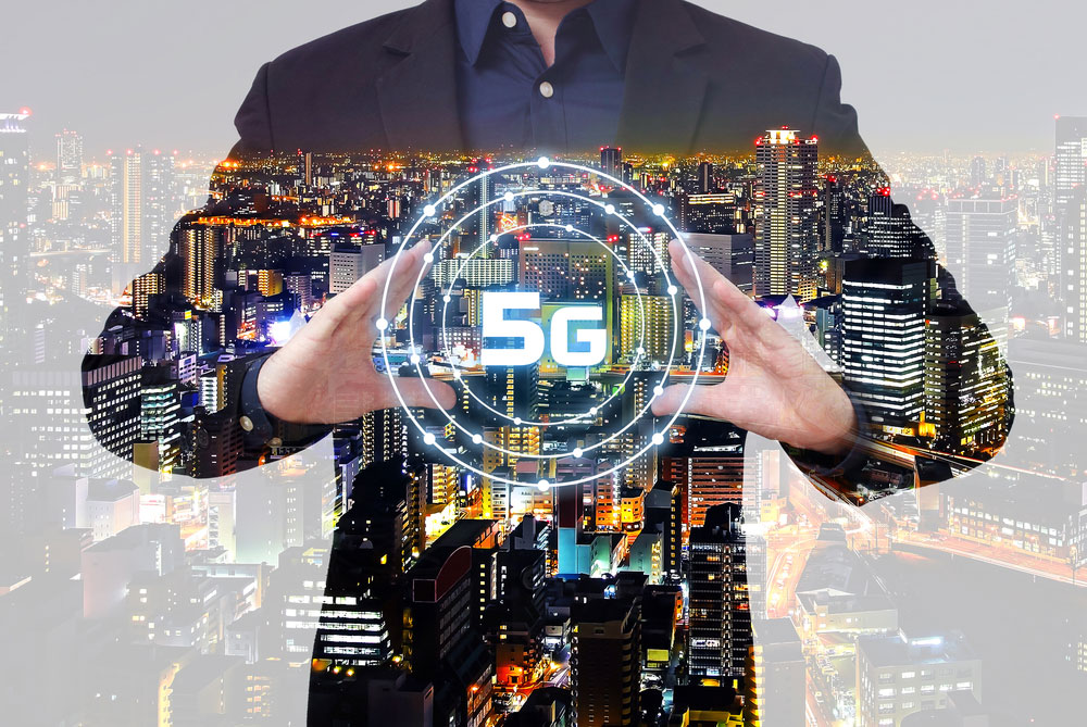 Partnership on GaN/Si epi wafers will target RF power products fort future 5G wireless communication