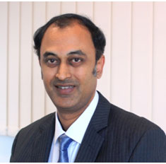 Niranjan Gundala, General Manager, Rohm Semiconductor