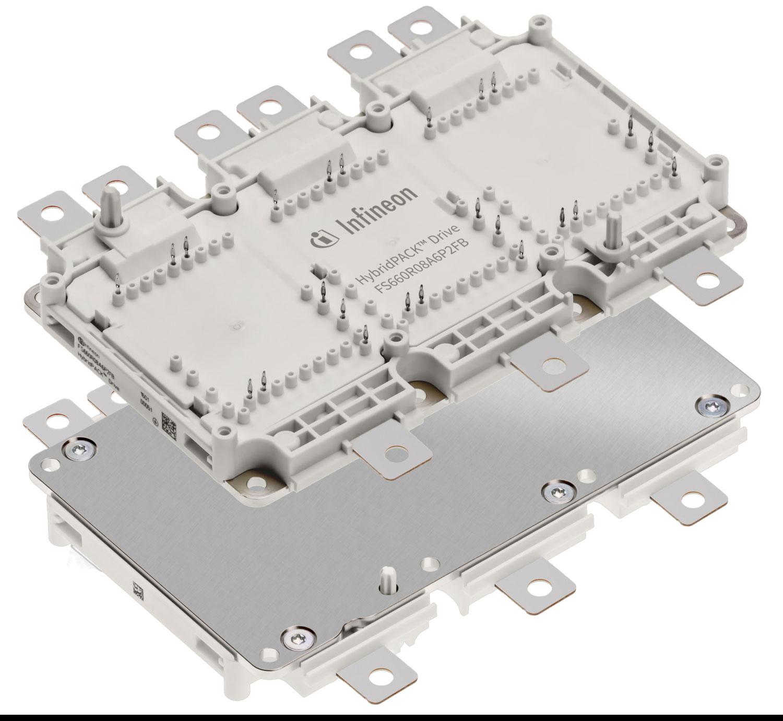 Infineon-HybridPACK-Drive-Flat