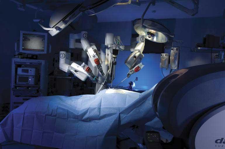 Surgical-Robots