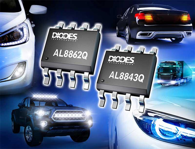 AL8843Q-and-AL8862Q-automotive-compliant-DC-DC-buck-converters