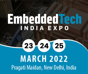 Embedded tech expo 2021
